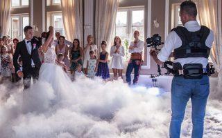 Pierwszy taniec w chmurach - Panorama