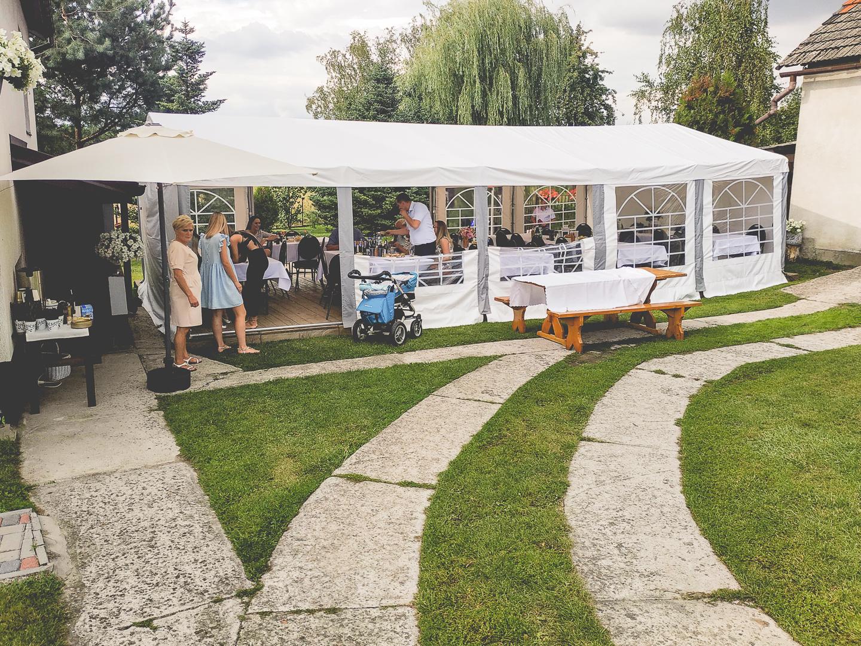 namiot na imprezę kraków
