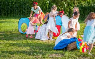 animacja dzieci na weselu