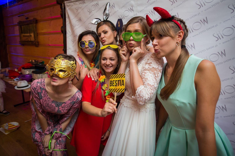 fotobudka na wesele brzesko