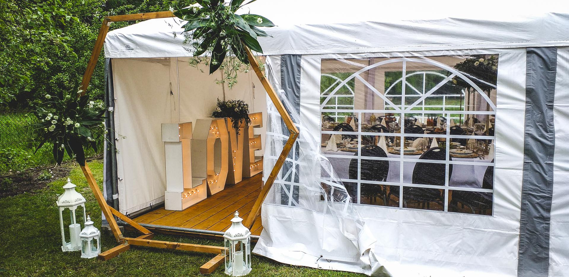 namiot na imprezę małopolska