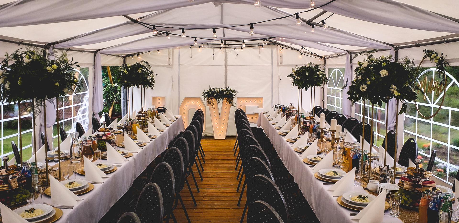 namiot na imprezę Bochnia